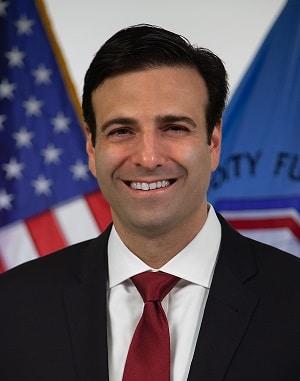 Heath P. Tarbert, Chair, CFTC