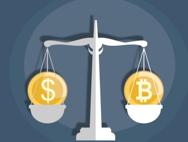bitcoin valued