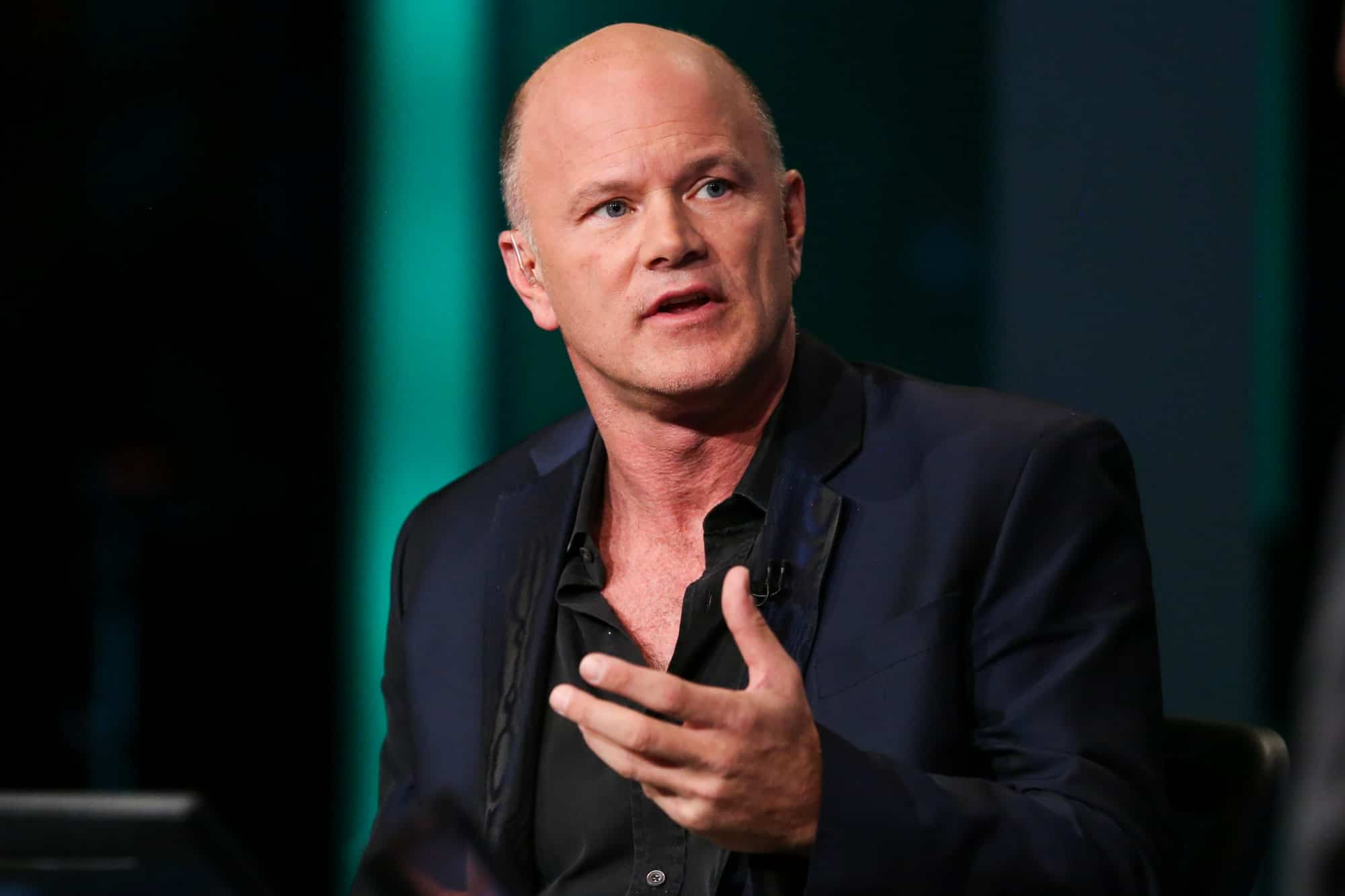 Michael Novogratz of Galaxy Investment Partners