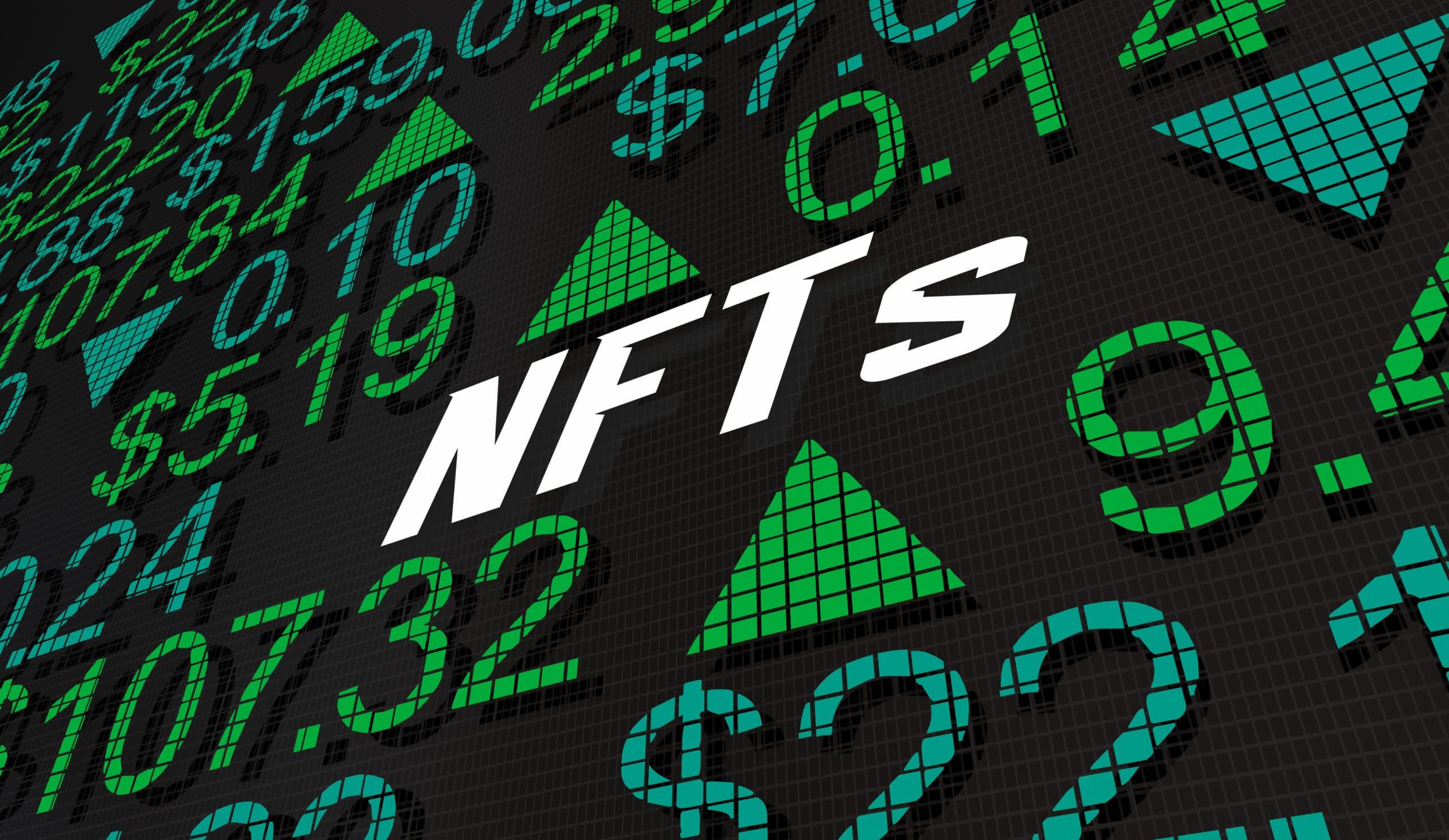 NTFs Turn Heads After Impressive Week Of Momentum