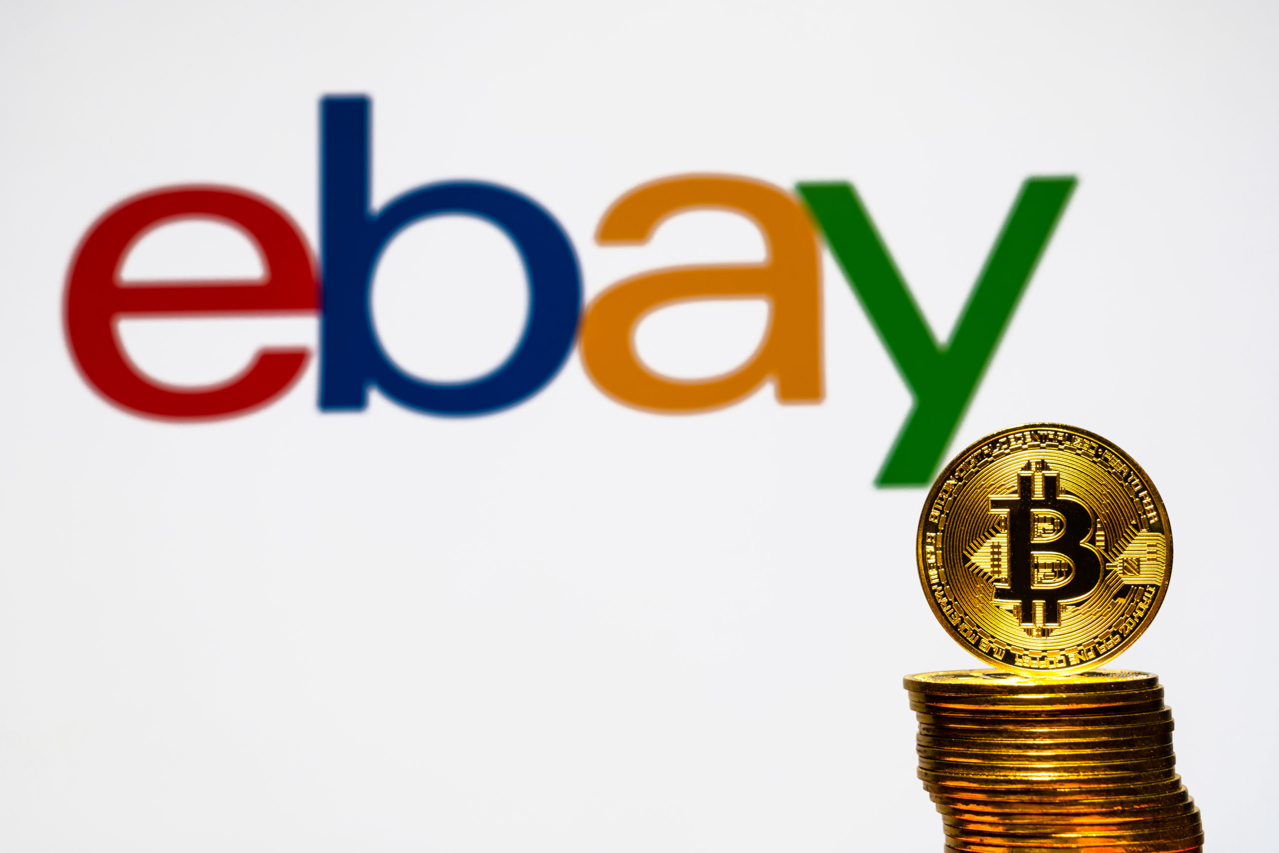 Ebay and crypto